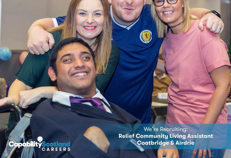 Coatbridge Relief CLA 1