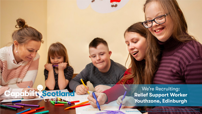 Youthzone - Relief SW
