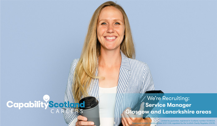 Joint Service Manager (Glasgow and Lanark areas)